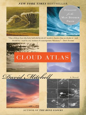 Cloud Atlas by David Mitchell. AVAILABLE eBook.